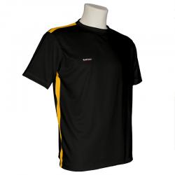 Tee-shirt de sport à col rond Redclear, entièrement personnalisable, modèle München (STS002-RN)