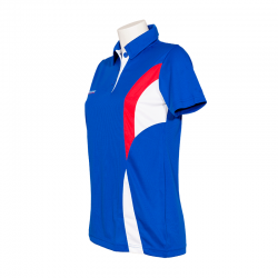 Volledig aanpasbare Redclear Sport Polo, Model Nation (STS005-PN)