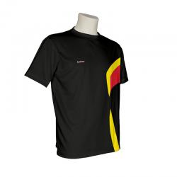 Redclear sportshirt met ronde hals, volledig aanpasbaar, Nation Model (STS005-RN)