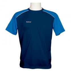Tee-shirt de sport à col rond Redclear, entièrement personnalisable, modèle Salva (STS001-RN)